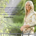 Rhonda Byrne Quotes On Love Facebook