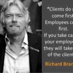 Richard Branson Quotes Customer Service Facebook