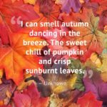 Romantic Autumn Quotes