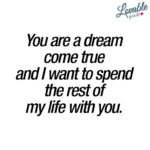 Romantic Dream Quotes Pinterest