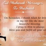 Romantic Eid Wishes For Husband Pinterest