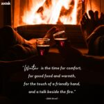 Romantic Fireplace Quotes Twitter