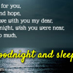 Romantic Good Night Text For Her Twitter