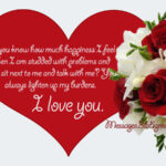 Romantic Message For Fiance Twitter