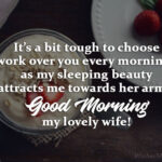 Romantic Morning Wishes For Wife Facebook