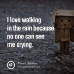 Romantic Quotes About Rain Tumblr
