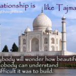 Romantic Quotes On Taj Mahal Tumblr