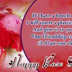 Rose Day For Best Friend Pinterest