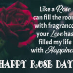 Rose Day For My Love