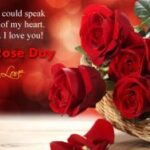Rose Day Funny Status
