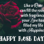 Rose Day Quotes For Husband Pinterest