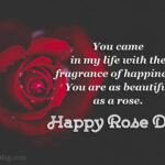 Rose Day Special Thought Facebook