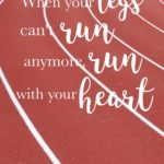 Running Track Quotes
