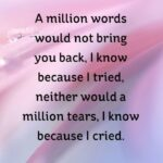 Sad Quotes About Change Facebook