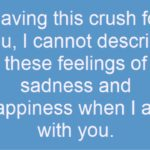 Sad Quotes About Crushes Twitter