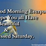 Saturday Blessings With Bible Quotes Pinterest