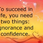 Sayings About Success In Life