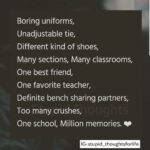 School Life Quotes Pinterest