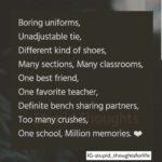 School Life Quotes Pinterest