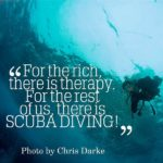 Scuba Diving Quotes Funny