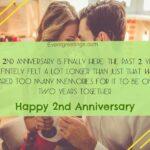 Second Anniversary Message Tumblr