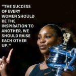 Serena Williams Quotes Feminism Tumblr