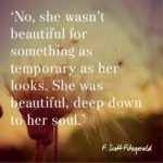 She Was Beautiful Quote F Scott Fitzgerald Twitter