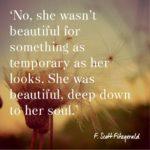 She Was Beautiful Quote F Scott Fitzgerald Twitter