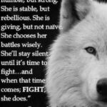 She Wolf Quotes