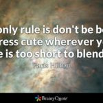 Short Dress Quotes Pinterest