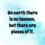 Short Earth Quotes