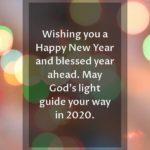 Short Happy New Year Wishes Pinterest