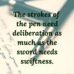 Short Pen Quotes Pinterest