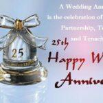 Silver Jubilee Wedding Wishes Pinterest