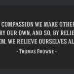 Sir Thomas Browne Quotes Tumblr