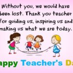 Small Message For Teachers Day Twitter