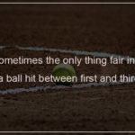 Softball Life Quotes