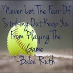 Softball Pictures And Quotes Tumblr