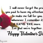 Special Valentine Message For Husband Twitter