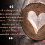 Special Wedding Wishes Quotes Twitter