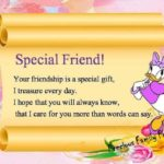 Special Words For A Special Friend Facebook