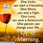 Start Your Day With Positive Thoughts Quotes Facebook
