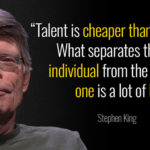 Stephen King Horror Quotes