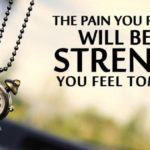 Strength Through Pain Quotes Facebook
