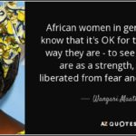 Strong African Woman Quotes Tumblr