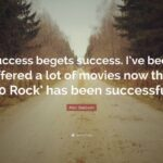 Success Begets Success Quote Twitter
