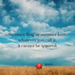 Summer Love Quotes Pinterest