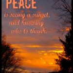 Sunset Beauty Quotes Facebook
