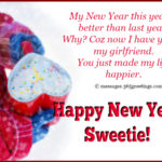Sweet Happy New Year Messages For Her Tumblr