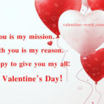 Sweet Valentine Message For Him Facebook
